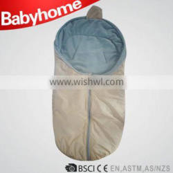 polyester down winter sleeping bag match with baby stroller
