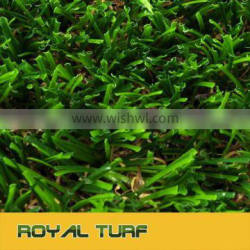 new generation Natural colour synthetic turf for landscape U shaped fiber
