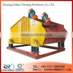Dewater processing equipment automatic center vibrating screen