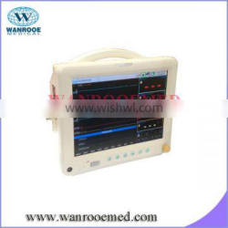 F5 (12.1 inches) Good quality Multi-parameter Portable Patient Monitor