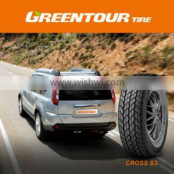 Booming ! CROSS S3 hot prodduct All season radial SUV 4WD TIRE