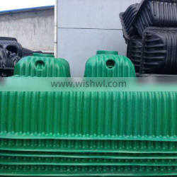 rotational PE blofilter wastewater treatmeng systems (septic tank)
