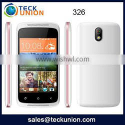 326 3.5inch New stylish cheap real touch screen PDA phone