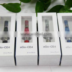 2014 JOMO china manufacturer new products heath cigarette ego t starter kit with usb charger in gift box