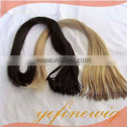 High quality remy hair 24 inch human hair weave extension