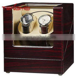Double Watch Winder case with Japanese Motor