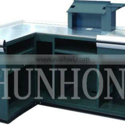 Conventional model style Checkout Counter for sale