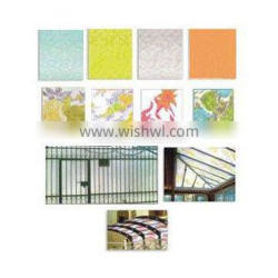 Laminated Rooflite / Rooflite Celling