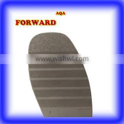 high quality rubber outer half sole front part for repair