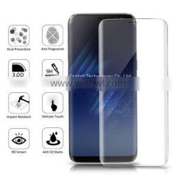HD clear screen guard tempered glass protector for Iphone 6 7 8 AGC glass