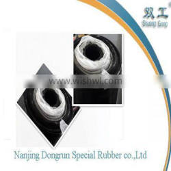 industrial rubber sheet with nylon insertion