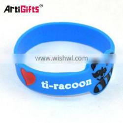 Free samples are available animal rubber band bracelet