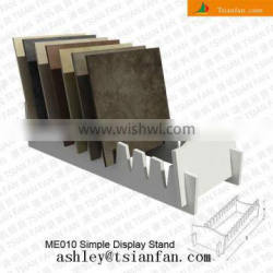 Floor Tile Display Rack/laminate samples display rack/display stand for tiles -ME010
