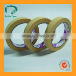 Rubber adhesive painter masking tape for masking use