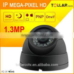 Metal Camera Dome 2MP With Network Security Surveillance