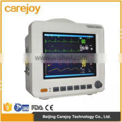 2016 Surgical Supplies Medical small and cheap multi-parameter patient monitor for sale