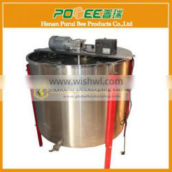 Beekeeping equipment Stainless Steel electric 24 frames Honey Extractor for beekeeper