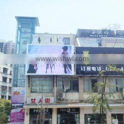 best price ultra light outdoor p10 led display screen