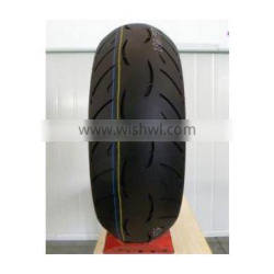 High quality Radial Motorcycle Tire 120/60ZR17