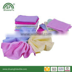 Wholesale 100% Bamboo Fiber Small Face Towel Cheap Price