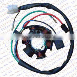Magneto Stator 6 Pole DIO 50 Scooter Parts