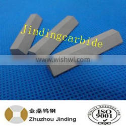 China excellent bending strength tungsten carbide wear strips