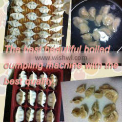 Home automatic dumpling wrapping machine/ dumpling maker