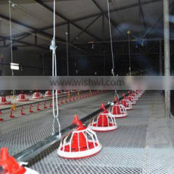 China factory fully automatic poultry farming equipment for chicken shed