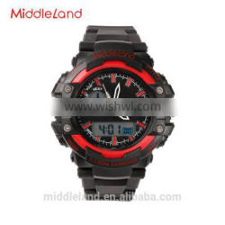 2015 factory supply sports watches made in Shenzhen