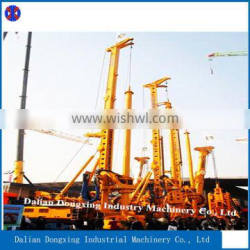 ISO - approved Construction Machinery spare parts excavator long reach boom and arm spare parts