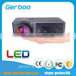 home theater 1080p hdmi 3d led mini projector with hdmi and audio out