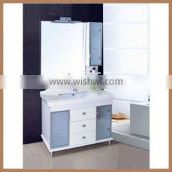AQUARIUS Fashion Wall Mounted 580mm Vanities in Espresso