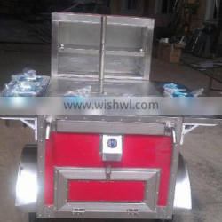 Yieson High Quality mobile kiosk for sale, juice bar design ,mobile fast food YS-HD105