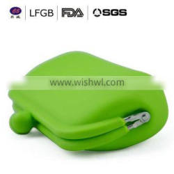 Dongguan factory alibaba china silicone bag / silicone rubber bag / card holder multiple wallet manufacturer wholesale