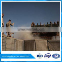 HESCO Fence for Military/Iron Cage Wall