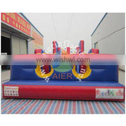 Outdoor Sport Inflatable Obstacle Course