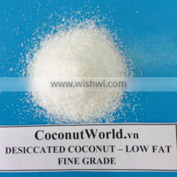 DESICCATED COCONUT VIET NAM LOW FAT BEST PRICE