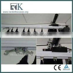 DC motor for curtain