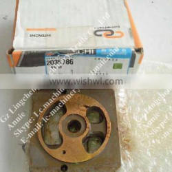 2036786 valve plate use for ZX200-5(Genuine Part)