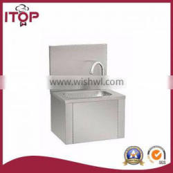 stainless steel AISI201 Knee Operate Sink