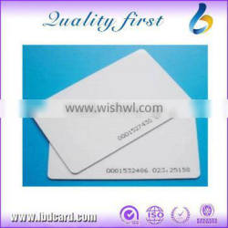 LBD Contact Chip Smart Card / ISO 7816 Smart IC Card