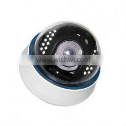 6mm Fixed Lens CCTV Outdoor IP Dome Camera