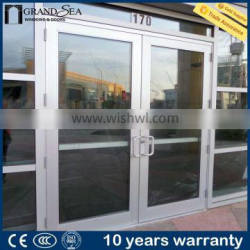 China professional supplier UL standard bulletproof glass door and window system