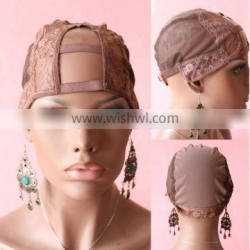 Breathable and Fashionable Weaving Cap U Part Wig Cap for WIg Making Hair Weave Cap