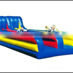 (HD-10101)Used Commercial Inflatable Racing Bouncer