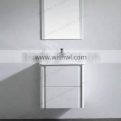 Mordern MDF bathroom vanity, 600mm lenth with two draws