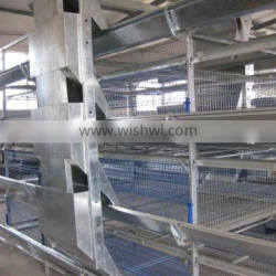 automatic broiler raising cage