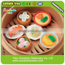 japanese food kids erasers toy product