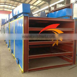 5Layers Mesh Belt Dryer for iron ore pellet drying with best price