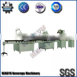 Linear Type Washing Filling and Capping Production Line